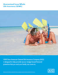Expense Brokerage by Aig Guaranteed Issue Expense The Brokerage Inc Insurance