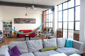 in livingroom living room hammock goenoeng