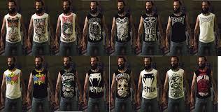 franklin trevor michael new hairstyles tattoos beard u0026 clothes