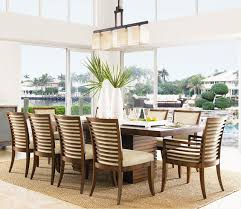 11 dining room set 11 peninsula dining table kowloon chair set