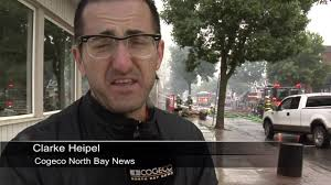 North Bay Fire Report by Sturgeon Falls Fire Youtube