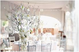 d coration mariage chetre arbre et orchidées centres de tables centres de