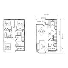100 duplex blueprints duplex house plan and elevation 2310