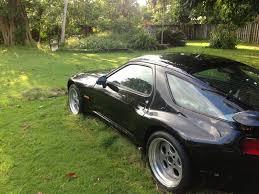 1989 Porsche 928s4 Strosek Widebody U2013 Groosh U0027s Garage