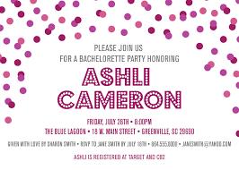 little black dress bachelorette party invitations bachelorette party bridal shower birthday invitations confetti