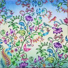 springtime johannabasford enchantedforest