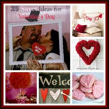 25 valentine u0027s day crafts and recipes