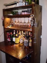 Small Bar Cabinet Ideas Interesting Wall Bar Cabinet Designs Photos Best Idea Home