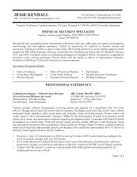 Resume Templates Examples Free Examples Of Federal Government Resumes Download Federal Resume