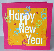 51 best cards new years images on pinterest holiday cards
