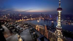 luxury hotel near ifc shanghai the ritz carlton shanghai pudong