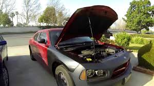 dodge charger oem parts front end repair on 2006 dodge charger