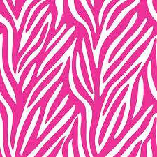 extraordinary blue and pink zebra print lovely small home