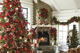 natural beauty style picsdecor com 35 pictures of log home decorating for xmas rustic christmas