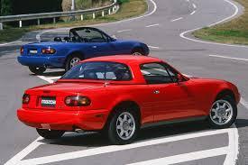 mazda japan english mazda will make old na miatas brand new again motor trend canada