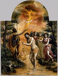 baptism of christ 1568 el greco wikiart org