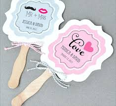 wedding fan favors fans for wedding favors lyfy me