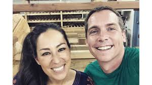 Joanna Gaines Magazine Clint Harp Says He Was Completely Broke Before He Met Chip And