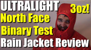 North Face Jacket Meme - ultralight rain jacket north face binary testing and review