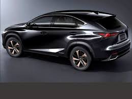 2018 lexus nx refreshed new style better handling kelley blue book