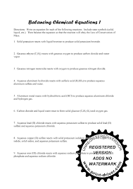 word equations worksheet ks3 tessshebaylo