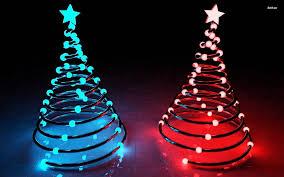 spiral christmas tree spiral christmas trees walldevil