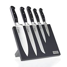 cuisine de qualité lot de 5 couteaux de cuisine de qualité en inox ross henery