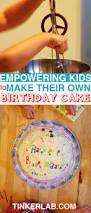 birthday cake tinkerlab