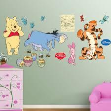 winnie pooh u0026 friends wall decals by fathead