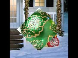 fiber optic outdoor yard ornament decoration 27