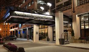 Washington Dc Hotel Map by Luxury Hotel On Capitol Hill In Downtown Washington Dc