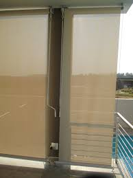 Track Guided Outdoor Blinds Domestic Track Guided Mesh Blinds U2013 Shaydee Awnings