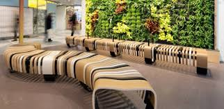 Waiting Area Bench Commercial Interiors Indoor Public Space Interiors Waiting Room
