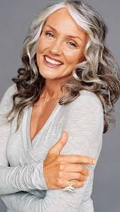 japanesse women with grey hair hair on pinterest gray hair grey hair and japanese hairstyles