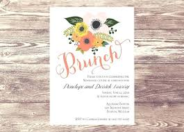 bridal shower invitations brunch baby shower brunch invitations ryanbradley co