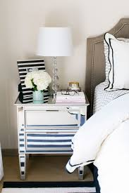 Mirrored Night Stands Best 25 Styling A Nightstand Ideas On Pinterest Bedside Table