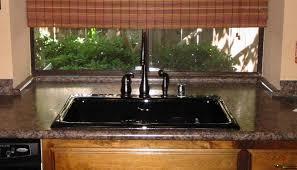 Countertops For Kitchen Furniture Wilsonart Laminate Countertops Plus Sink With Black