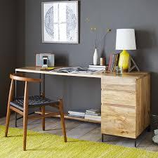 industrial modular desk set u2013 box file west elm