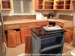 Repainting Cabinets Kitchen Goes Light And Bright With Painted Cabinets