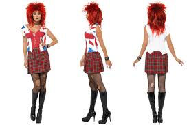how to dress like an 80s punk party delights blog