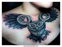 owl chest meaning 9