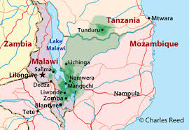 africa map malawi yao muslim in malawi joshua project