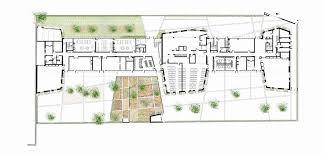 Nursery Floor Plans Jean François Schmit U0027s Eco Friendly Nursery Primary In Paris