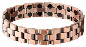 magnetic copper bracelet images Make way for the quot behemoth quot link style faux copper magnetic gif