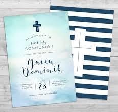 communion invitations for boys best 25 communion invitations ideas on holy communion