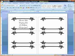 Avery Templates For Excel 28 Avery 8462 Template Free Avery 174 Template For Microsoft