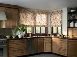 kitchen window treatment ideas 3 blind mice coveringsmotorized