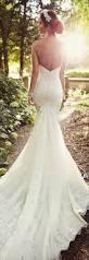 60 perfect low back wedding dresses lace mermaid mermaid