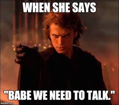 Anakin Skywalker Meme - anakin skywalker force choke imgflip