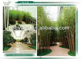best quality house plant bamboo tree artificial decorative trees